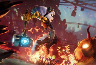 Ratchet & Clank: Rift Apart se blíží zážitku nové generace