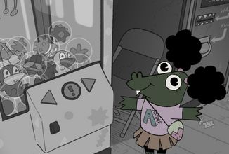 Krásna kreslená hra Later Alligator vyjde už na jar
