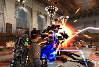 Na počítače a konzole vyšel Ghostbusters: The Video Game Remastered