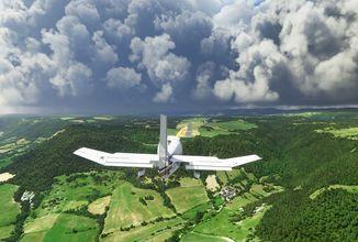 Microsoft Flight Simulator vyjde už za měsíc, ale bez letiště Václava Havla