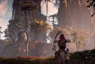 První obrázek z PC verze Horizon Zero Dawn
