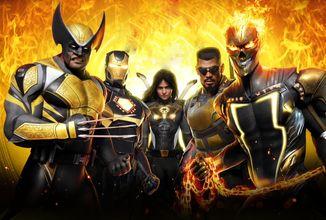 Midnight Suns od tvůrců XCOMu kombinuje postavy Marvelu a tahovou hratelnost