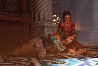 Remake Prince of Persia zůstane ve vývoji trochu déle
