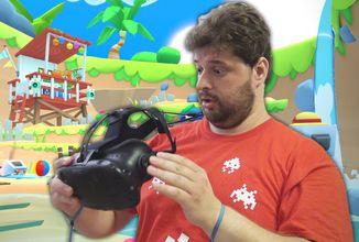 Virtuální dovolená v podání Vacation Simulator je vtipným zklamáním