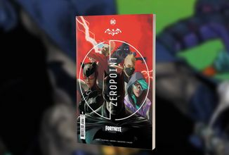 První sešit série Batman/Fortnite je tady, spekulanti kupčí v bazarech