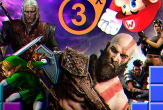 TOP 5 - Nejlepších her vůbec, jako fakt, všech dob