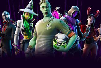 Halloween ve Fortnite: Démonický boss a dýňové zombies