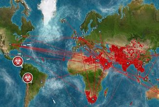 Plague Inc. bylo odstraněno z čínského App Storu z důvodu licence