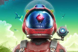 Obrovská aktualizace pro No Man's Sky má datum vydání