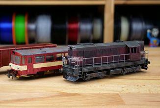 Vytiskněte si model lokomotivy ze hry Mashinky