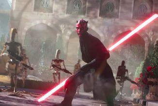 EA DICE dávají přednost vylepšení Star Wars Battlefrontu 2 před třetím dílem
