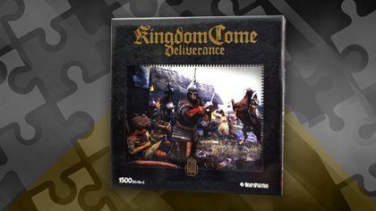 Soutěž o Kingdom Come: Deliverance puzzle
