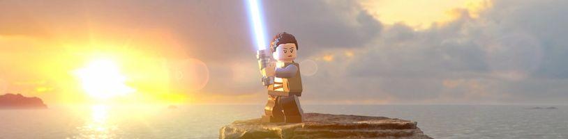 LEGO Star Wars: The Skywalker Saga přeci jen žije