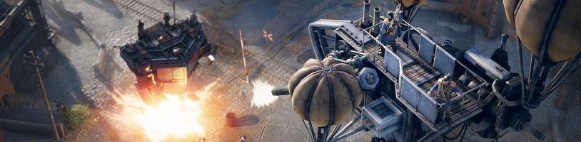 První DLC pro Iron Harvest přidává Američany a letecké jednotky