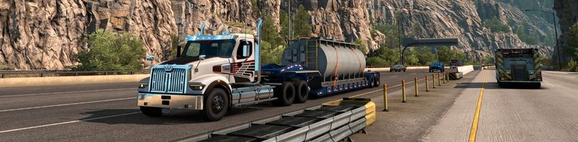 Euro Truck Simulator 2 a American Truck Simulator dostanou oficiální multiplayer