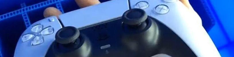 Baterie v PS5 ovladači vydrží déle než v DualShocku 4. Čeká nás PS5 Pro?