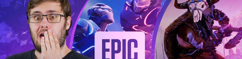 Nastává konec Unreal Engine a Epic Games?