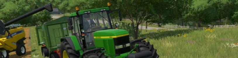 Farming Simulator 22: První gameplay trailer