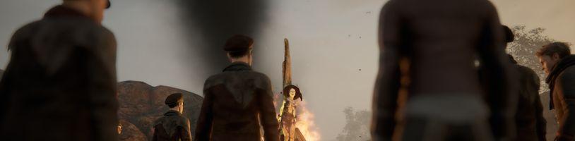 Boj s morem zažijí i PS4 hráči. Tento týden vyjde Pathologic 2