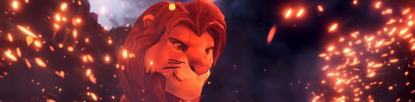 Zabijte v Monster Hunter Simbu ze Lvího krále