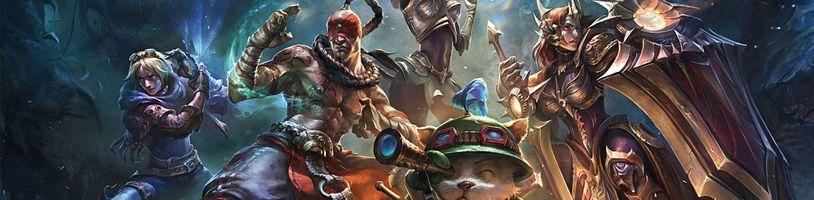 Tvůrci League of Legends tvoří týmovou střílečku, karetní hru, bojovku i RPG na styl Diabla