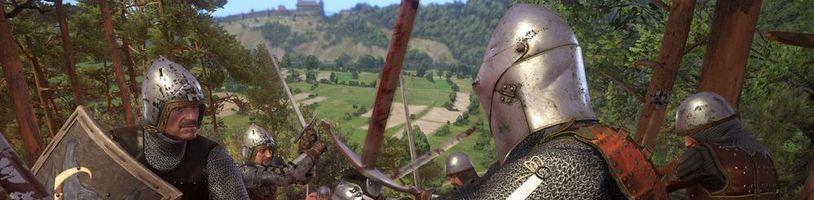 Český Warhorse, štúdio stojace za Kingdom Come: Deliverance, bol kúpený spoločnosťou THQ Nordic