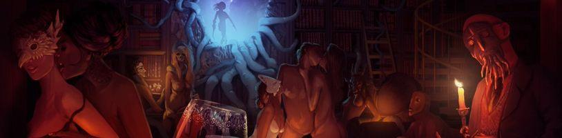 Iba od osemnásť rokov! Temný erotický horor Lust for Darkness na kickstarteri