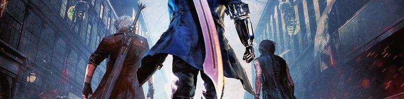 Devil May Cry 5 může nabídnout více hratelných charakterů