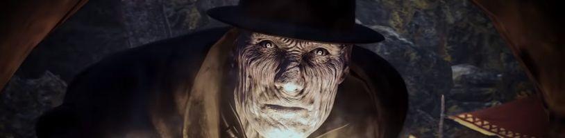 Monster Hunter World nabídne crossover s Resident Evil. Mr. X bude váš spojenec