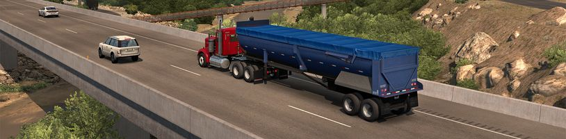 O stát Utah bude American Truck Simulator rozšířen v listopadu