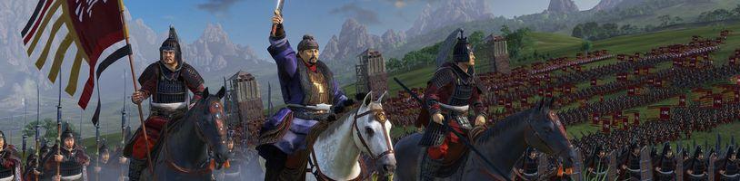 Total War: Three Kingdoms na začátku roku 2020 rozšíří největší DLC