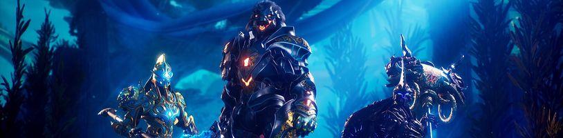 Nový trailer, Vertigo a HW požadavky akce Godfall