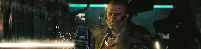 V Cyberpunku 2077 bude mít zbraň téměř každý