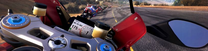 V RiMS Racing budete nejen závodit, ale také pečovat o svou motorku a analyzovat její chování