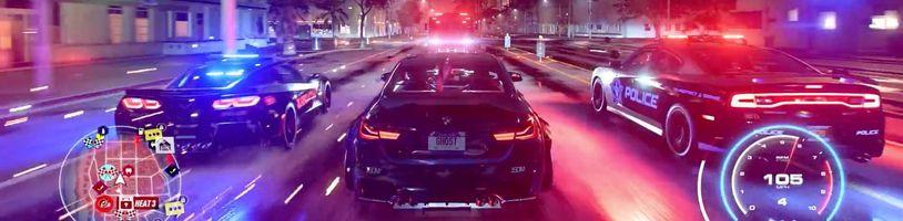 Need for Speed Heat nejpopulárnějším dílem současné generace