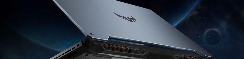 ASUS TUF GAMING A15 nám ukázal, co umí nové mobilní procesory od AMD