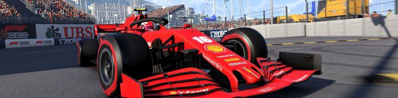 V F1 od Codemasters budou jezdci poprvé hodnoceni. Závody nabídnou také split-screen