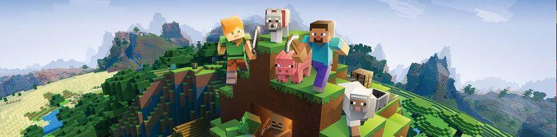 Sony potvrdilo cross-platform pro Minecraft na PS4