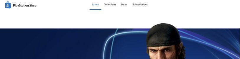Nový vzhled předělanému PlayStation Store sluší