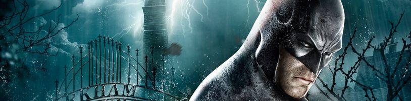 Epic Games Store rozdává šest her s Batmanem! Příště bude Metro 2033 Redux
