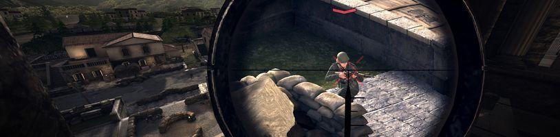 Odstřelování ve virtuální realitě v podání Sniper Elite VR se dočkáme už příští měsíc