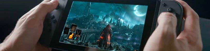 Vývojáři posouvají vydání Dark Souls na Switch