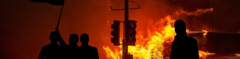 Americké nepokoje ovlivňují herní průmysl