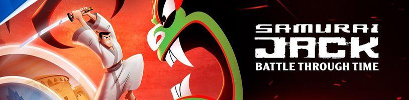 Samurai Jack dostane videoherní adaptaci od tvůrců Naruto to Boruto: Shinobi Striker
