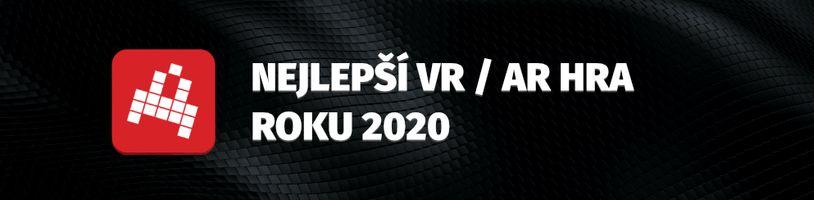 Nejlepší VR / AR hra roku 2020 komunity INDIAN