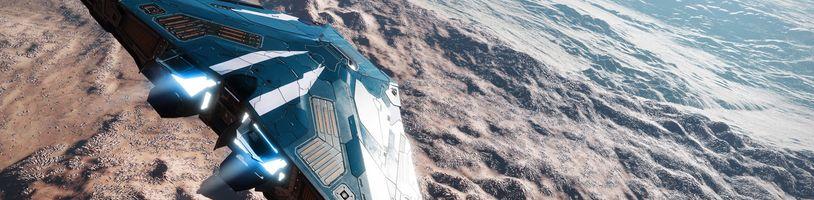 Alfa verze Elite Dangerous: Odyssey koncem měsíce