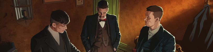 Detailně představena logická stealth-adventura na motivy seriálu Peaky Blinders
