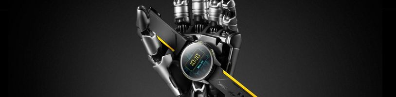 Takhle vypadají chytré hodinky pro fanoušky Cyberpunku 2077