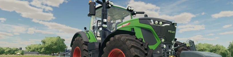 Filmeček odhaluje datum vydání Farming Simulatoru 22