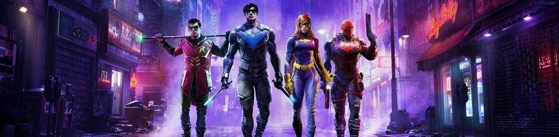 Seznámení s rodinou Gotham Knights